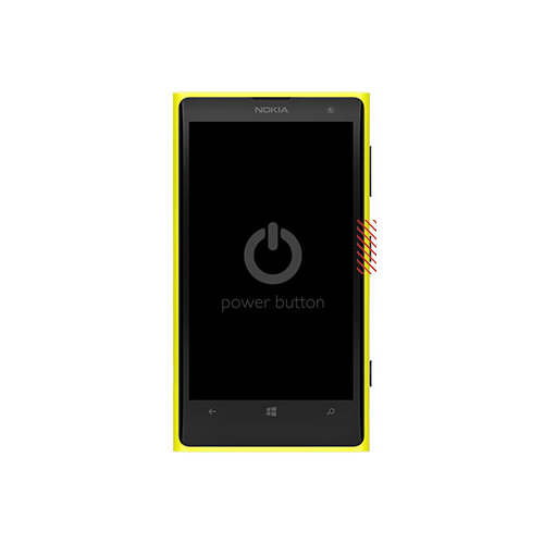 Nokia Lumia 1020 Power Switch Replacement