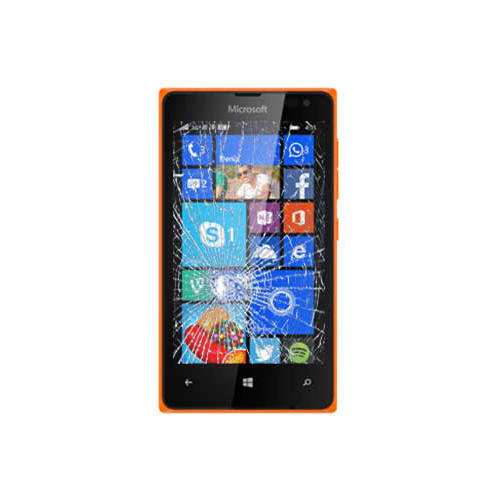 Nokia Lumia 435 Glass Screen Replacement