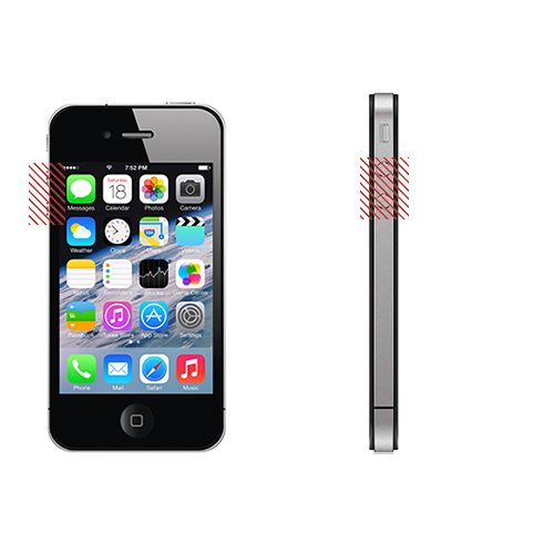 iPhone 4S Volume Button Replacement Service