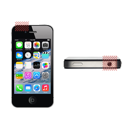 iPhone 4G Headphone Port Replacement Service