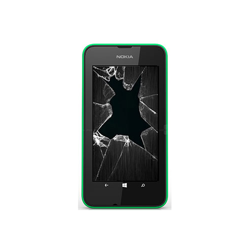 Nokia Lumia 530 Glass & LCD Screen Replacement