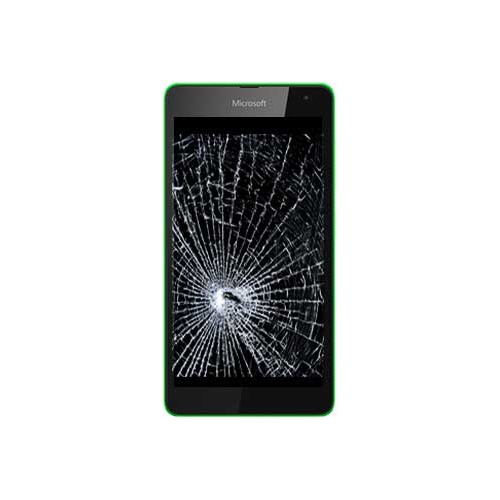Nokia Lumia 535 Glass & LCD Replacement