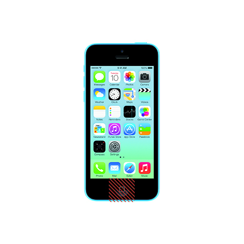 iPhone 5C Home Button Replacement Service