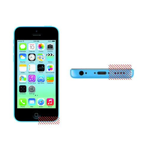 iPhone 5C Loudspeaker Replacement Service
