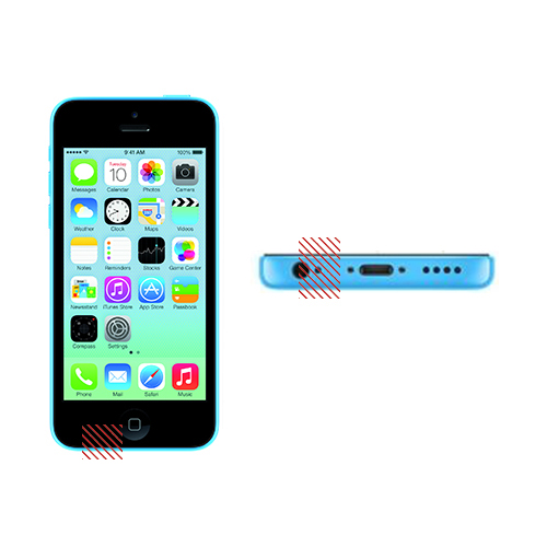 iPhone 5C Microphone Replacement Service