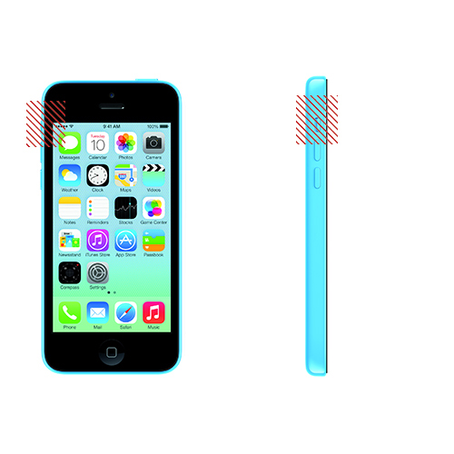 iPhone 5C Silent Button Replacement Service