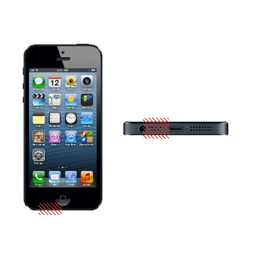 iPhone 5G Microphone Replacement Service