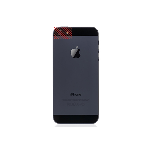 iPhone 5G Rear Camera Replacement Service