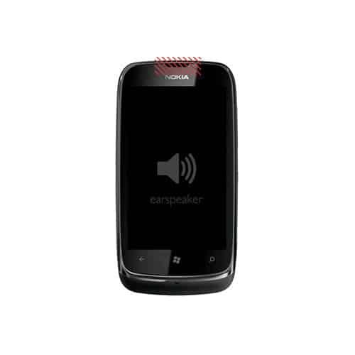 Nokia Lumia 610 Earpiece Speaker Replacement