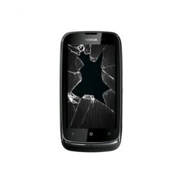 Nokia Lumia 610 Glass & LCD Screen Replacement