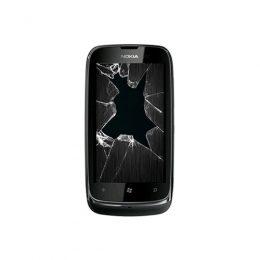 Nokia Lumia 610 Glass Screen Replacement