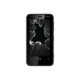 Nokia Lumia 620 Glass Screen Replacement