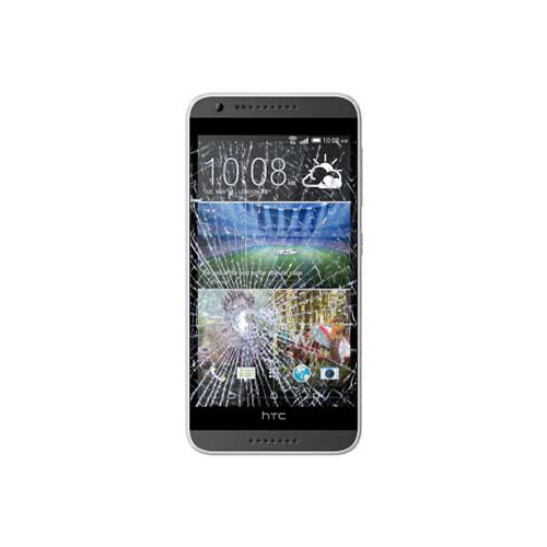 HTC Desire 620 Glass Digitiser Screen Replacement