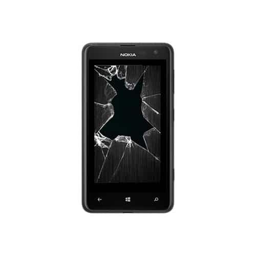 Nokia Lumia 625 Glass Screen Replacement