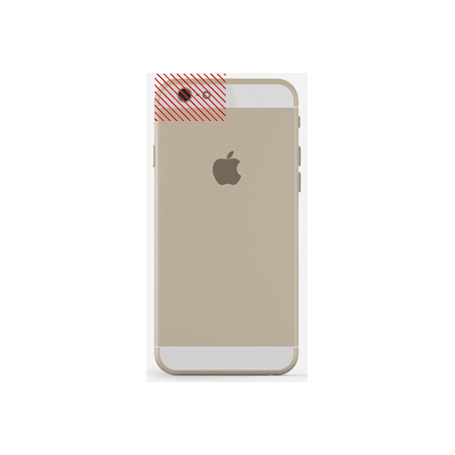 iPhone 6S Plus Rear Camera Lens (Glass Only) Replacement Service
