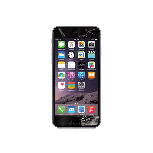 iPhone 6 Front Screen Repair Replacement Service
