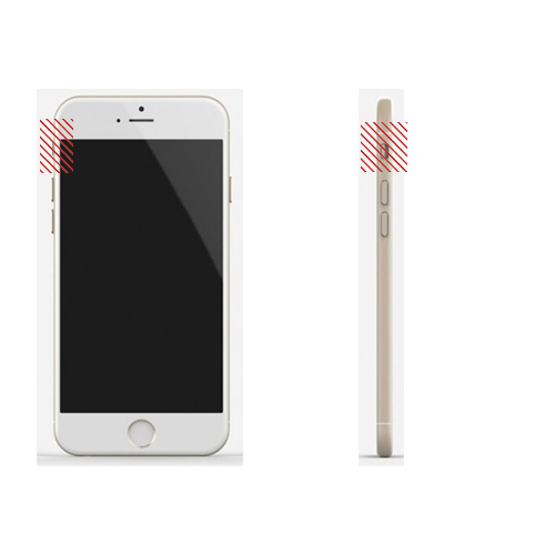 iPhone 6S Plus Silent Button Replacement Service