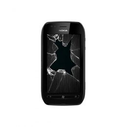 Nokia Lumia 710 Glass Screen Replacement