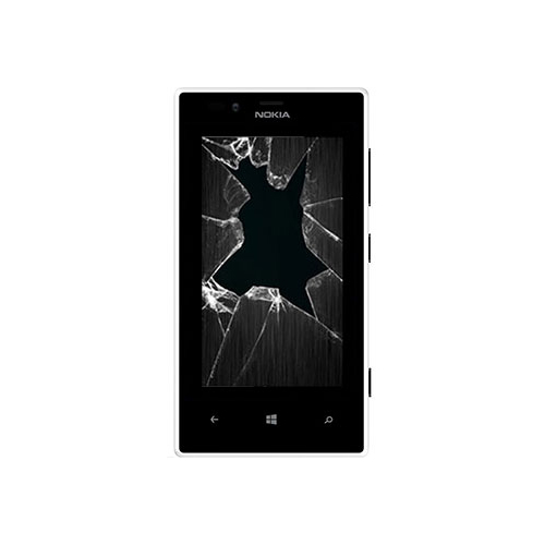 Nokia Lumia 720 Glass & LCD Screen Replacement
