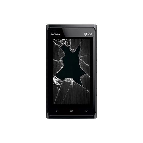 Nokia Lumia 800 Glass & LCD Screen Replacement