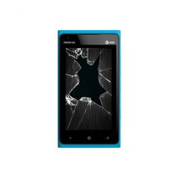 Nokia Lumia 900 Glass & LCD Screen Replacement