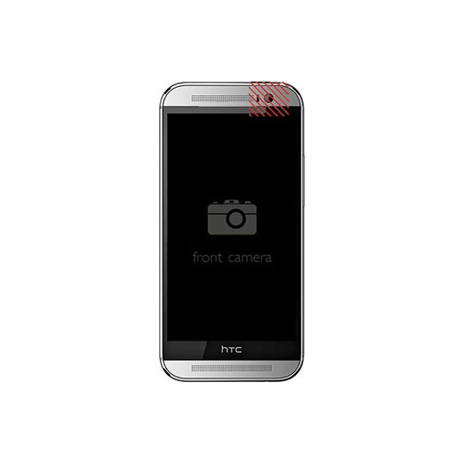 HTC One (M9) Front Camera Replacement
