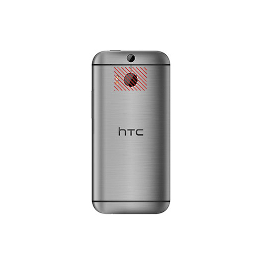 HTC One (M8) Rear Camera Replacement