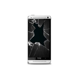 HTC One (M7) Front Screen Replacement