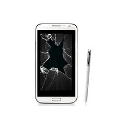 Samsung Note 2 Glass & LCD Screen Replacement