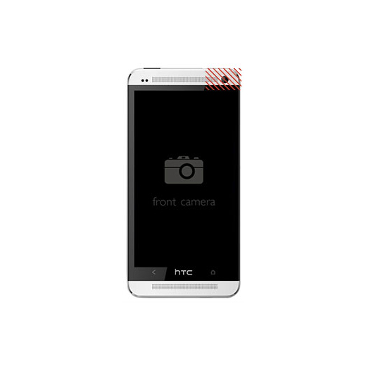 HTC One (M7) Front Camera Replacement