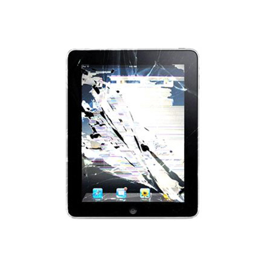 iPad 4 Glass & LCD Replacement