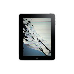 iPad 4 LCD Screen Replacement