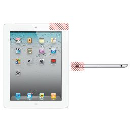 iPad 3 Power/Lock Button Replacement Service