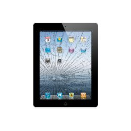 iPad 4 Front Glass Screen Repair