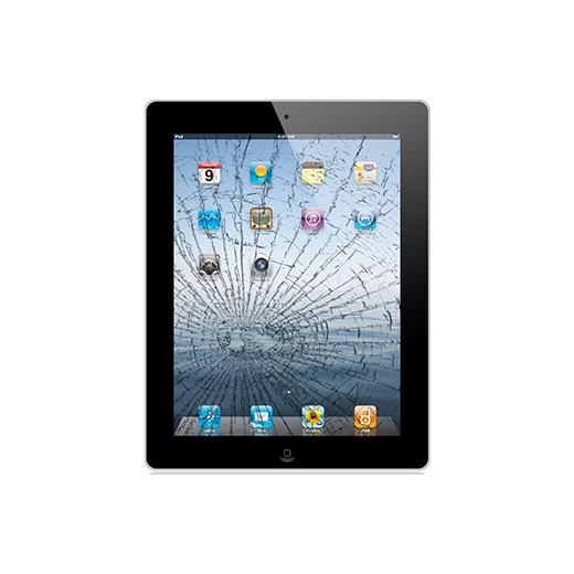 iPad 5 2017 Front Glass Screen Repair