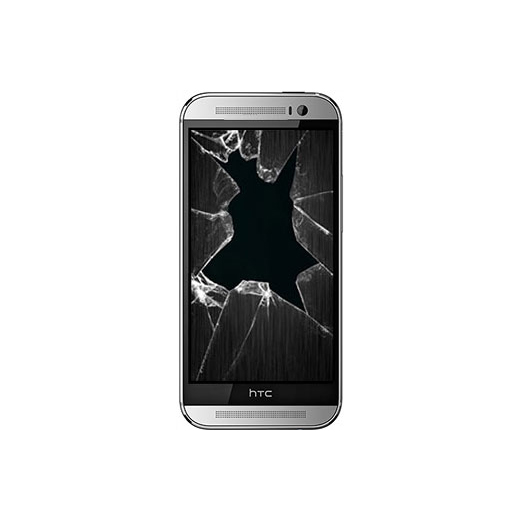 HTC One (M8) Front Screen Replacement