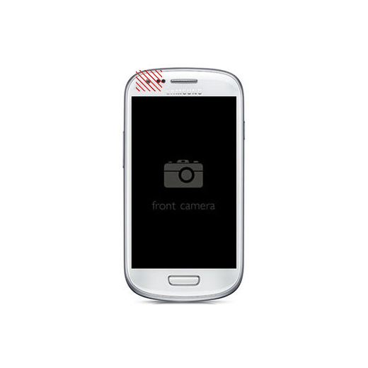 Samsung Galaxy S3 Mini Front Camera Replacement