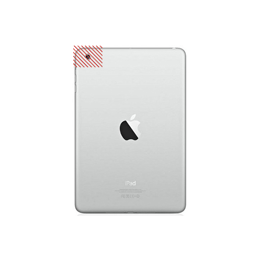 iPad mini Rear Camera Replacement Service