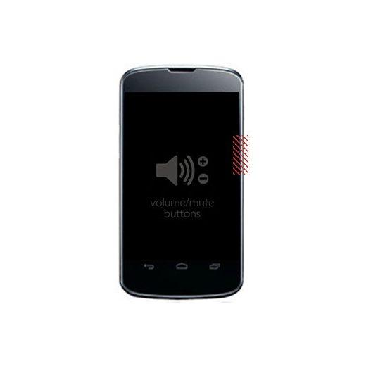 Google Nexus 4 Volume Button Replacement