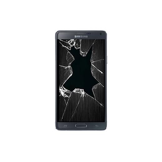 Samsung Note 4 Glass & LCD Replacement
