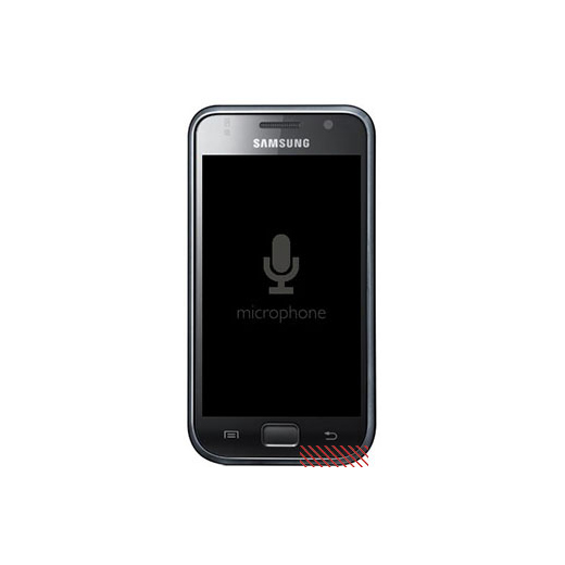 Samsung Galaxy S1 Microphone Replacement