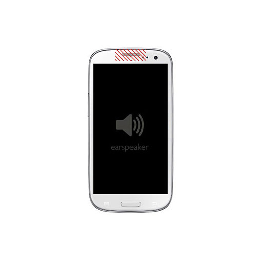 Samsung Galaxy S3 Earpiece Speaker Replacement