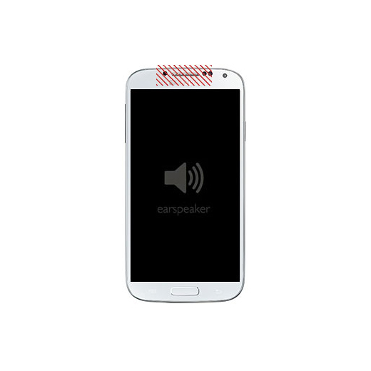 Samsung Galaxy S4 Earpiece Speaker Replacement