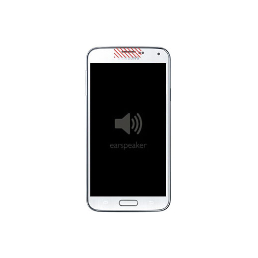 Samsung Galaxy S5 Mini Earpiece Speaker Replacement