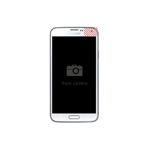 Samsung Galaxy S5 Mini Front Camera Replacement