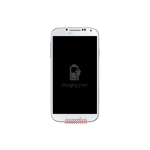 Samsung Galaxy S4 Charging Dock Replacement