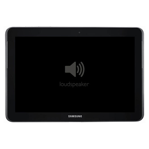 Samsung Galaxy Tab 2 10″ Loudspeaker Replacement