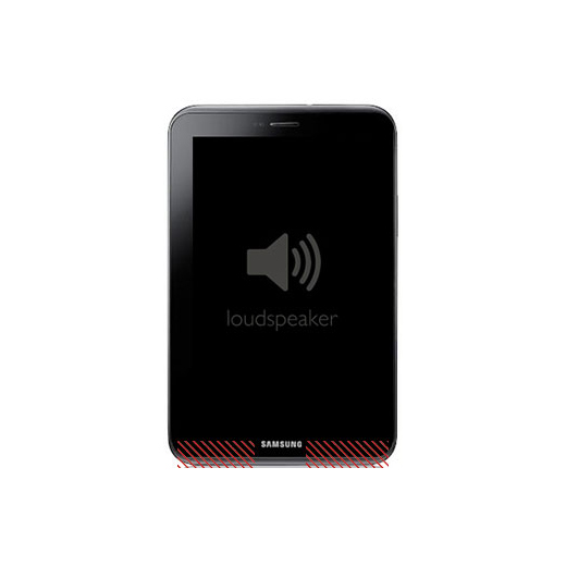 Samsung Galaxy Tab 2 7″ Loudspeaker Replacement