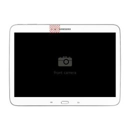 Samsung Note 10.1 Front Camera Replacement