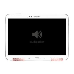 Samsung Galaxy Tab 3 10″ Loudspeaker Replacement